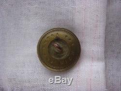 Orig Civil War Button.' Louisiana'. Extra Rich. C. 1860. Ref. Albert LA2A2