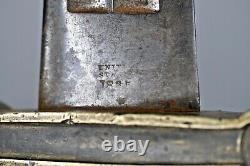 Original Ames 1832 Foot Artillery Sword Dated 1835 Pre Civil War Short Sword