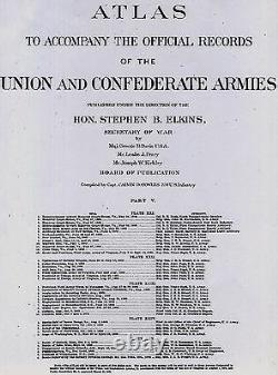 Original Antique Civil War Map SECESSIONVILLE South Carolina SC Stuart's Cavalry
