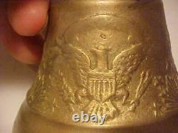 Original CIVIL War Camel Bell