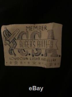 Original Civil War Era Frock Coat