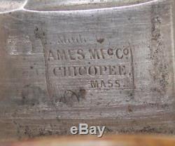 Original Civil War Foot Officer's Sword Ames