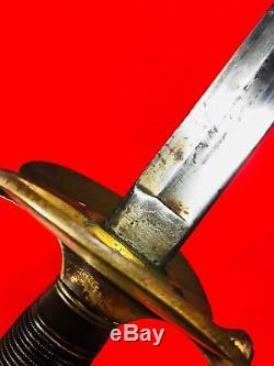 Original Civil War NCO Sword Ames 1864