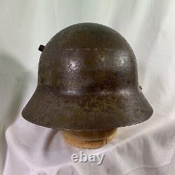 Original M30 Czech Helmet Spanish Civil War