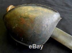 Original M 1860 Cutlass Sword Dated 1862 U. S. N Civil War Sword Navy Naval
