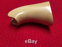 Original Pair Civil War ear Colts Model 1855 Root Ivory Grips