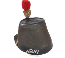 Original US Civil War 1864-1865 National Guard Unit Hat NY Brigade