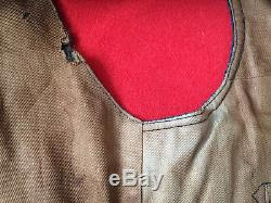 Original Vintage 1860's Civil War Era Double Breasted Waist Coat Vest