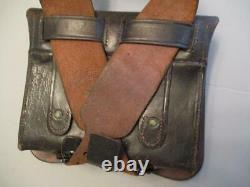 Pattern 1864 Civil War Cartridge Box by Wilkinson withtins & strap