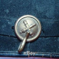Post Civil War 1870s New York 13n Excelsior Brigade Shako Cap/Hat