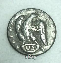 Pre Civil War Pewter US Eagle Button