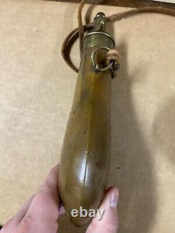 Pre Civil War US Peace Flask
