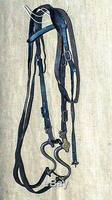 RARE MUSEUM QUALITY US Cavalry 1859 bridle and bit CIVIL WAR