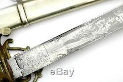 Rare American Civil War era Marine Officers Sword
