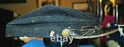 Rare CIVIL War Usma Cadet Kepi