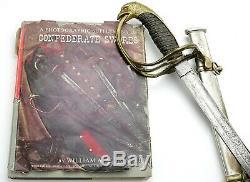 Rare Non-Regulation American Civil War Officer's Sword