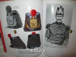 Rare Original USMC Civil War 1859 Shako Uniform Cap Marine Corps Bent & Bush 7.5