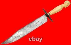 Rare Pre American Civil War English J. Walters & Co. Globe Works Bowie Knife
