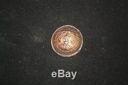 Rare civil war button south carolina palmetto extra quality lion marking