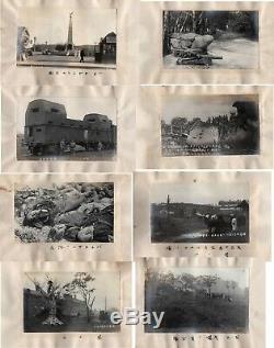 Russian Civil War 1919. Japanese intervention Siberia. Album 52 photo. VLADIVOSTOK