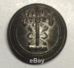 South Carolina Civil War Coat Button