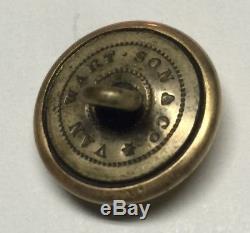 South Carolina Civil War Vest Button