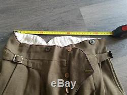 Spanish Civil War Pants Republican Army Military