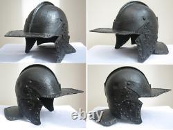 Totally Original English Civil War Harquebusier Helmet Circ 1630