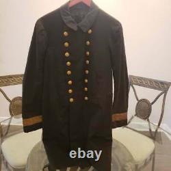 USN US Navy Rear Admiral's Commodore Frock post CIVIL WAR 1869 1888 est