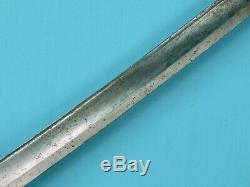 US Civil War Antique Old 19 Century Model 1840 Cavalry Sword Blade