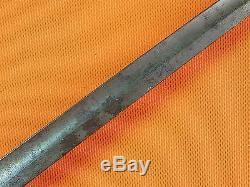 US Civil War Horstmann NCO Marine Corps Officer's Sword