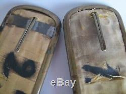 US Civil War-Indian Wars Brigadier General Epaulettes-Epaulets-Shoulder Boards