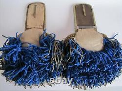 US Civil War-Indian Wars Infantry Officers Epaulettes-Epaulets-Shoulder Boards