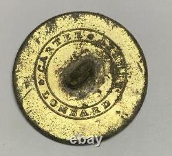 US Navy Pre Civil War Coat Button