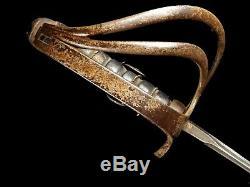 U. S. Civil War Calvary Sword Saber P 1822 Unmarked