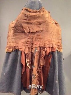 United Confederate Veterans Frock Coat With Original CIVIL War Accoutrements